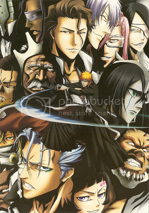 bleach Pictures, Images and Photos