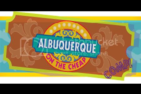 Albuquerque On The Cheap