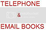 TELEPHONE & EMAIL  BOOKS    4